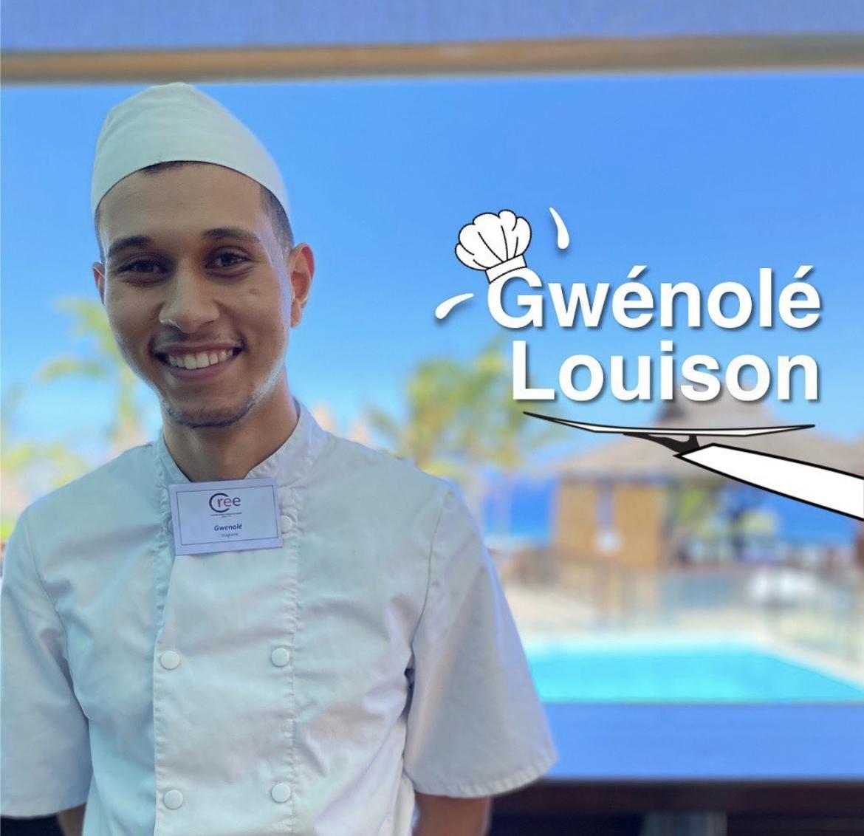 Gwenolé passionné de cuisine